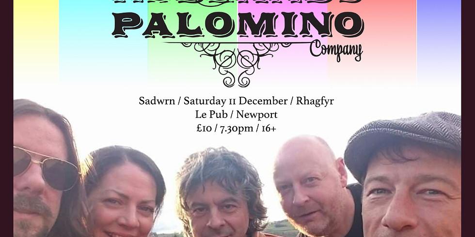 The Redlands Palomino Company