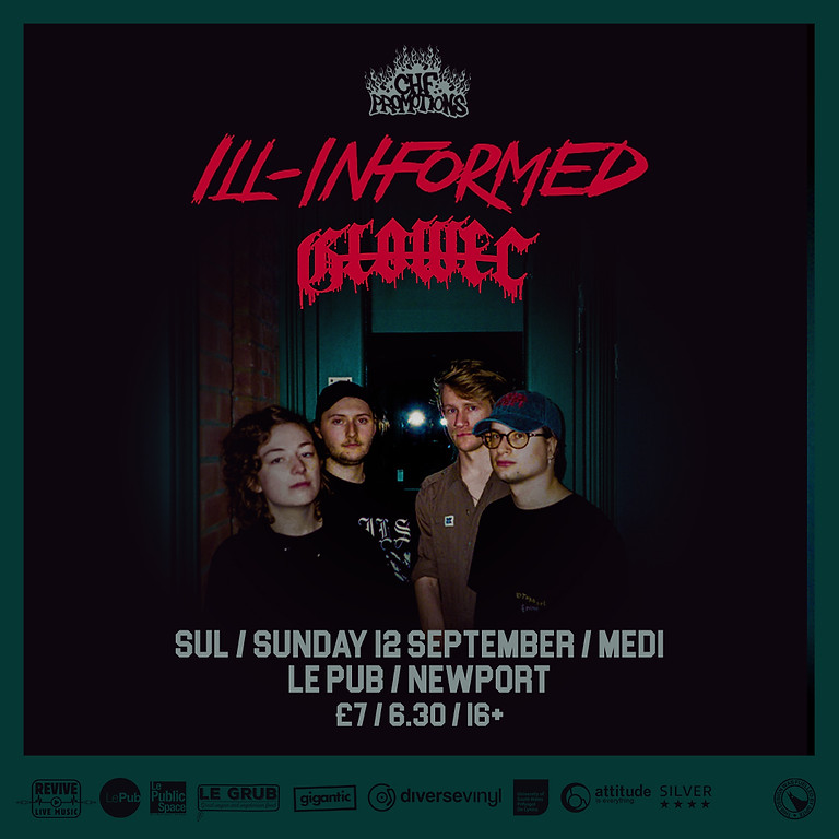 Ill-Informed with Glower
