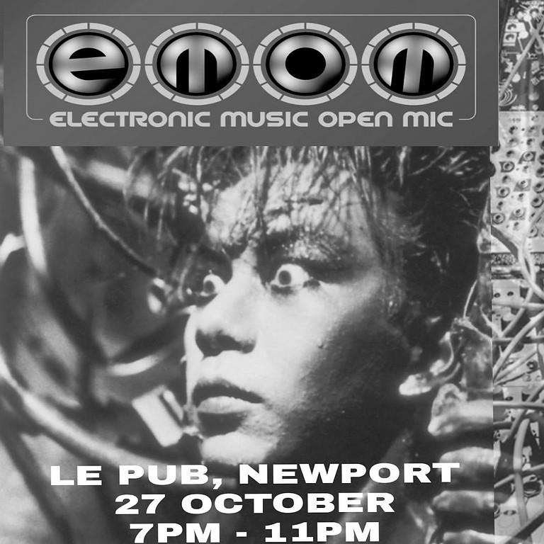 Newport Electronic Music Open Mic Night