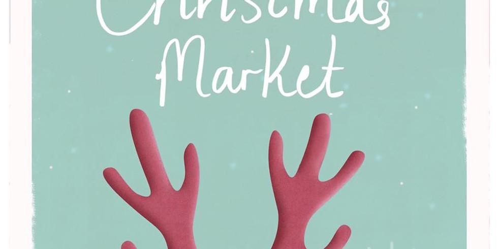 Le Public Space Christmas Market