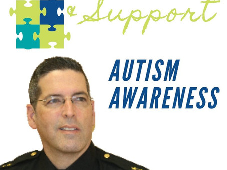 STAND WITH SHERIFF ERIC SCHEFFLER & SUPPORT AUTISM