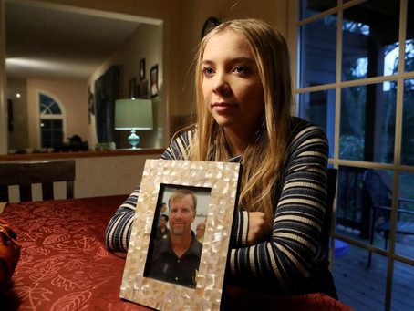 EHT teen keeps father's memory alive after losing him to addiction