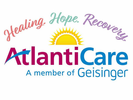 Thank you AtlantiCare for all your support to the HOPE ONE AC PROJECT