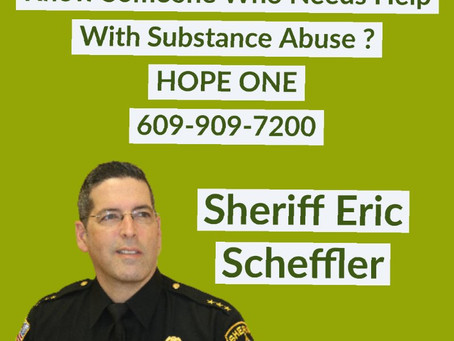 Sheriff Eric Scheffler Is Dedicated To Connecting People In Crisis With Treatment