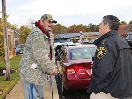 """Helping Veterans Smile """"Veterans Smile Day"""""""