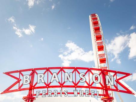 The Branson Farris Wheel