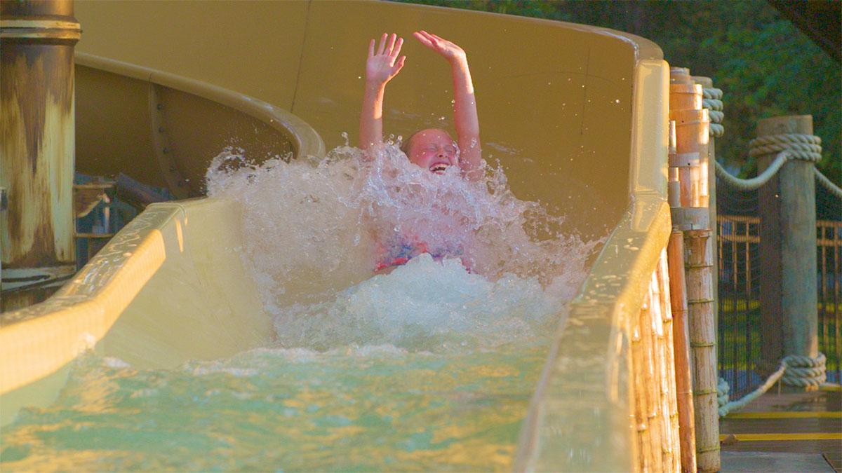Take A Splash