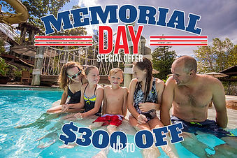 Memorial Day Weekend Special Branson Missouri