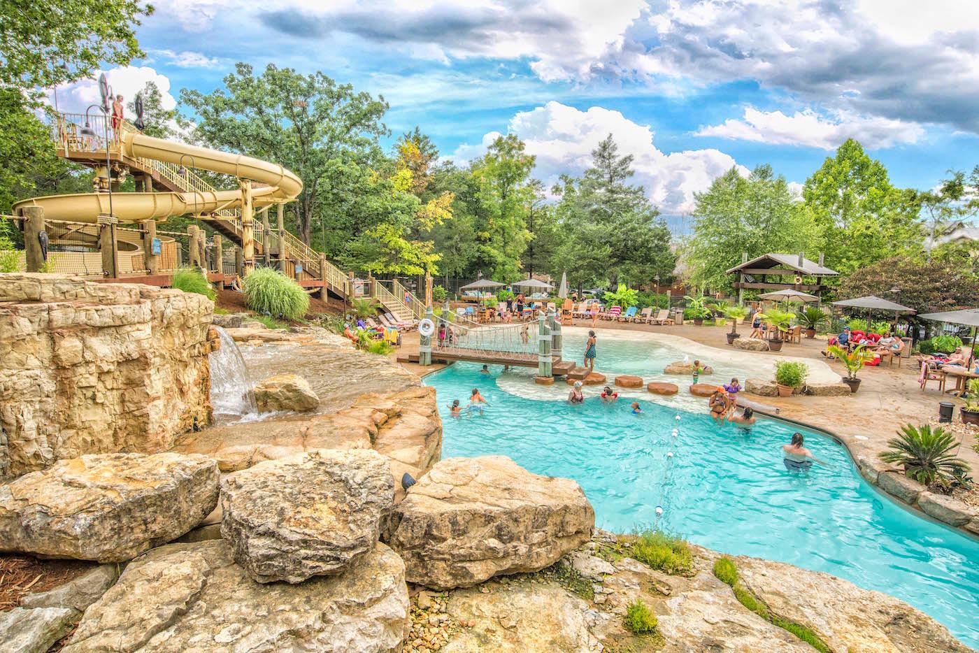 Still Water Resort Branson Resort Table Rock Lake Hotel