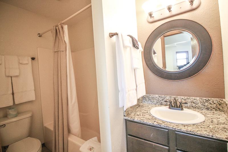 2nd Bedroom Full Bathroom