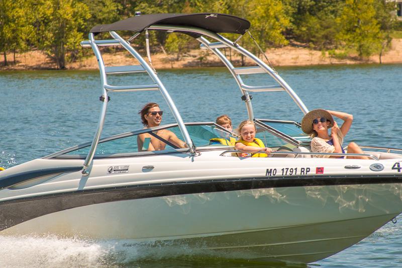 Ski Boat Rentals