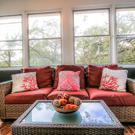 Beautiful Sunroom Room