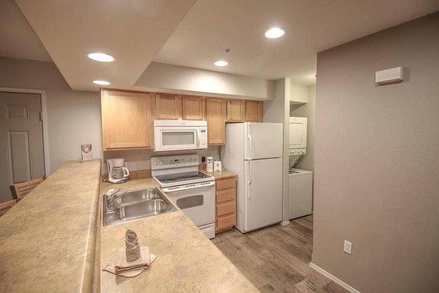 Kitchen and Landry