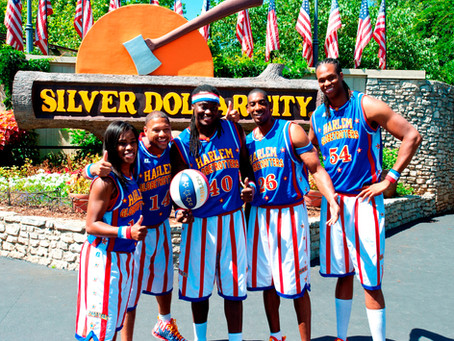 World Famous Harlem Globetrotters @ Silver Dollar City This Summer!