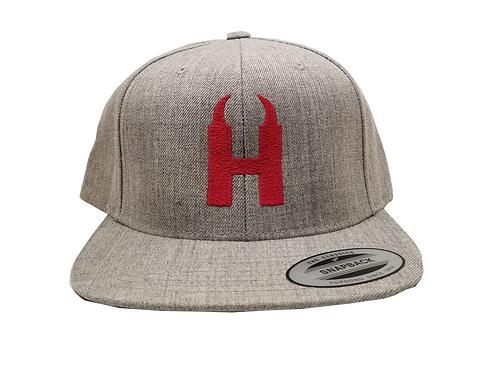 Horned H Snapback