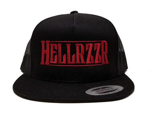 HELLRZZR Meshback