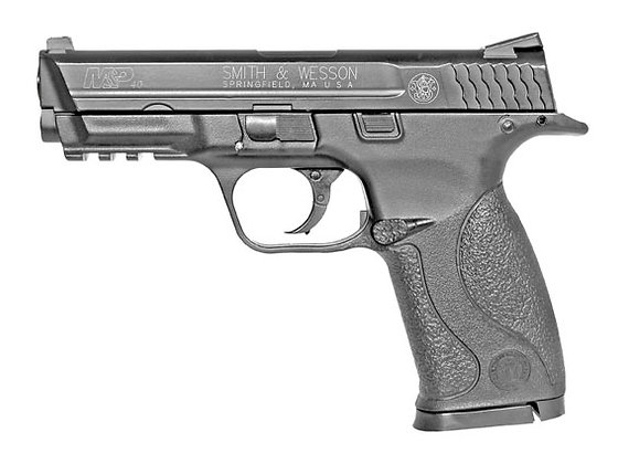 Smith & Wesson M&P 40 [6mm Airsoft Pistol]