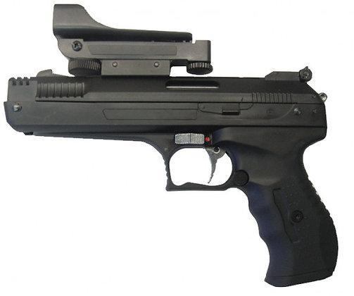 Beeman P17 2006E Pneumatic Red Dot Air Pistol