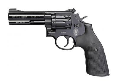 """Smith & Wesson 586 4"""" [CO2 Air Pistol by Umarex]"""