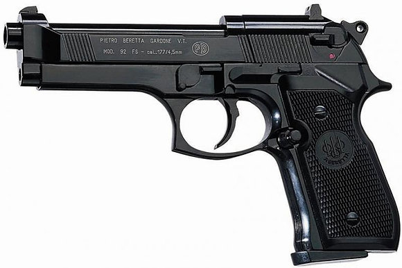 Beretta 92 FS Black [CO2 Air Pistol by Umarex]