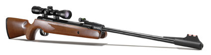 Remington Express Air Rifle & Scope