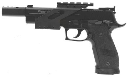 Sig Sauer P226 X-Five Open  [4.5mm BB by Cybergun]