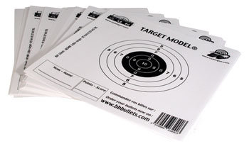 Paper Targets for Portable Airsoft Target (50)