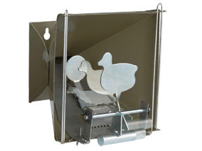 SMK Pellet Catching Target Holder with Duck