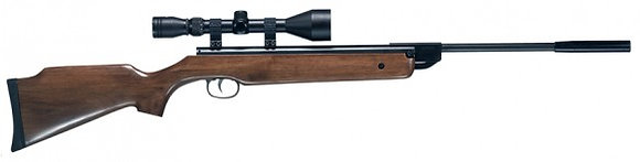 SMK Supergrade XS20 Air Rifle with barrel weight