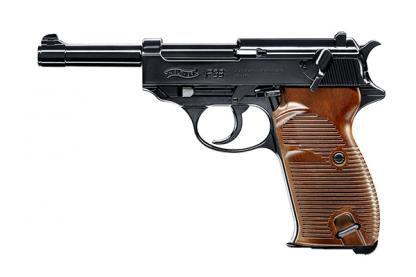 Walther P38 [4.5mm BB Gun by Umarex]