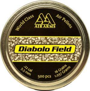 Air Arms Diablo Field .22 Pellets (500)