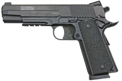 Swiss Arms SA1911 (FS)  [4.5mm BB Gun by Cybergun]