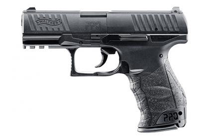 Walther PPQ [CO2 Air Pistol by Umarex]