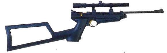 Crosman 2250 Ratcatcher XL - CO2 Air Rifle