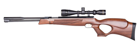 Weihrauch HW 97 KT Thumbhole Underlever Air Rifle