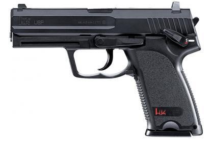 H&K USP Pistol [4.5mm BB Gun by Umarex]