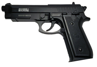 Swiss Arms P92 (FS) [4.5mm BB Gun by Cybergun]