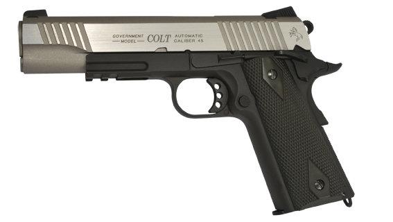 Colt 1911 Rail Gun [6mm Airsoft by Cybergun]