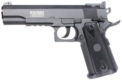 Swiss Arms P1911 Match [4.5mm BB Gun by Cybergun]