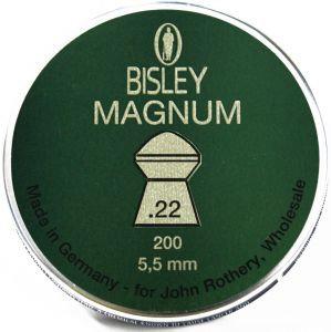 Bisley Magnum .22 Pellets (200)
