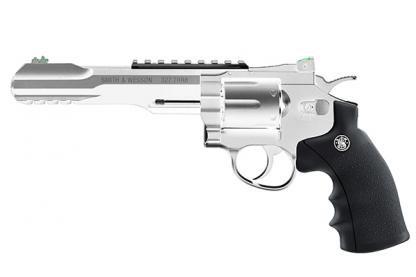 Smith & Wesson 327 TRR8 Steel [4.5mm BB Gun]