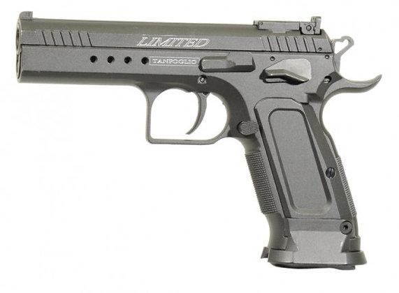 Tanfoglio Limited Custom [4.5mm BB by Cybergun]