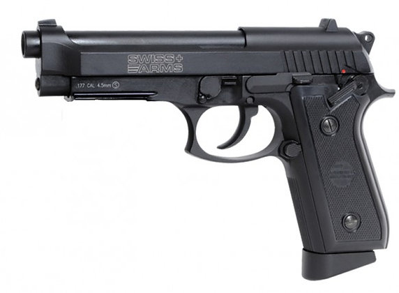 Swiss Arms P92 pistol [4.5mm BB Gun by Cybergun]