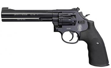 "Smith & Wesson 586 6"" [CO2 Air Pistol by Umarex]"