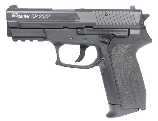 Sig Sauer SP2022 [4.5mm BB Gun by Cybergun]