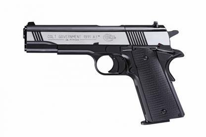Colt 1911 Dark Ops [Co2 Air Pistol by Umarex]