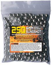 Bag of 250 6mm Slingshot Ammo