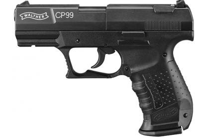 Walther CP99 Black [CO2 Air Pistol by Umarex]