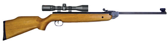 SMK Supergrade XS20 Air Rifle with Open Sight