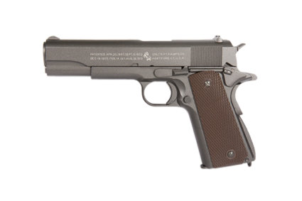 Colt 1911 A1 [6mm Airsoft Gun by Cybergun]